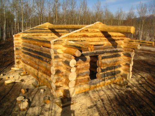 Yukon Log Cabin Rentals In Remote And Close To Whitehorse