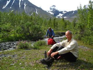 Auriol Trail, Kluane National Park