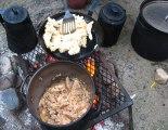 Campfire Cooking, Yukon Wild
