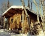 Kluane cabin